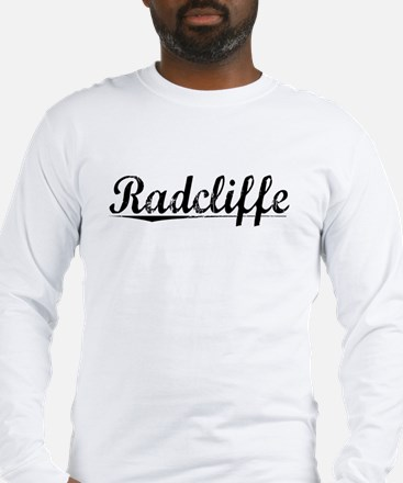Radcliffe, Vintage Long Sleeve T-Shirt