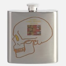 Gimmee Skull Flask