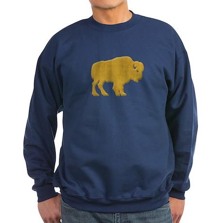 American Bison Sweatshirt (dark)