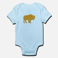 American Bison Infant Bodysuit