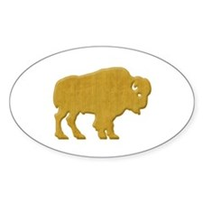 American Bison Decal