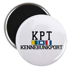 Kennebunkport ME - Varsity Design. Magnet