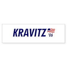 Kravitz 06 Bumper Bumper Sticker