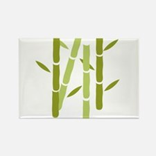 Bamboo Rectangle Magnet