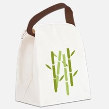Bamboo Canvas Lunch Bag