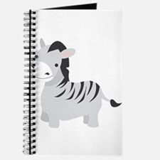 Gray Zebra Journal