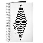 Tongan feletoa design - book-journal