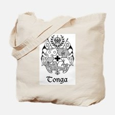 Tongan canvas bag - large
