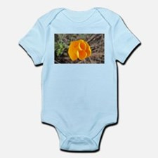 San Luis Obispo Poppy Infant Bodysuit