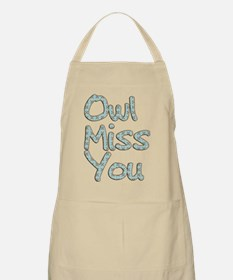 Owl Miss You Apron