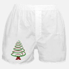 Christmas Tree Boxer Shorts