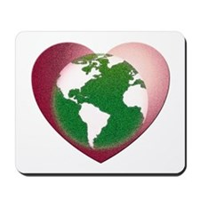 Love the Earth Mousepad