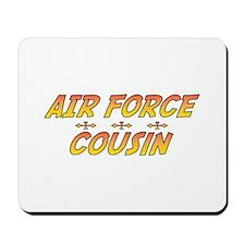 Air Force Cousin Mousepad