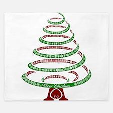 Christmas Tree King Duvet