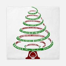 Christmas Tree Queen Duvet