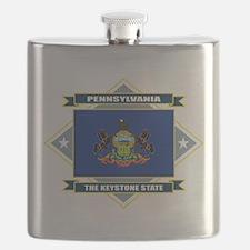 Pennsylvania diamond.png Flask