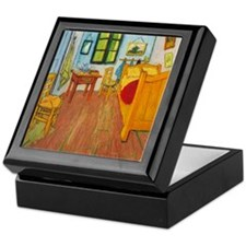 Van Gogh Bedroom In Arles Keepsake Box