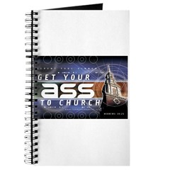 Get Your Ass to Church Journal