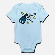 Car Keys Infant Bodysuit