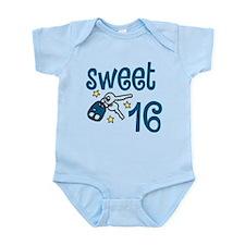 Sweet 16 Infant Bodysuit