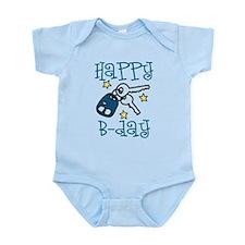 Happy B-day Infant Bodysuit