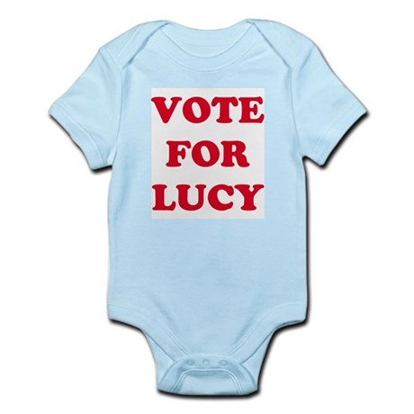 VOTE FOR LUCY Infant Creeper