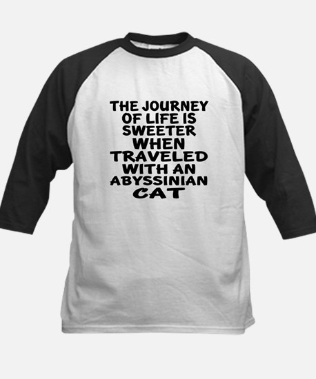 Traveled With abyssinian Cat Tee