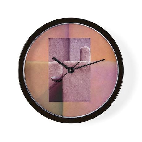 """Four Corners"" Wall Clock"
