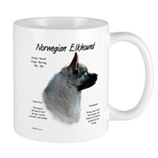 Norwegian Elkhound Mug