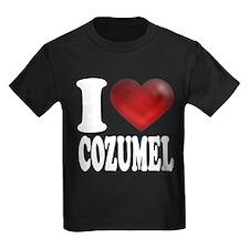 I Heart Cozumel T