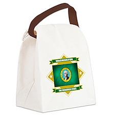 Washington diamond.png Canvas Lunch Bag