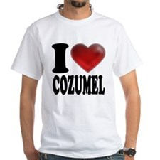 I Heart Cozumel Shirt