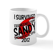 Frankenstorm Sandy Snowpocalypse lol Mug