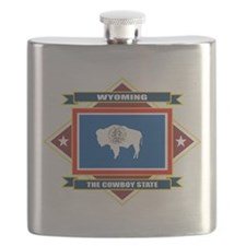 Wyoming diamond.png Flask