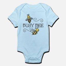 Busy Bees Infant Bodysuit