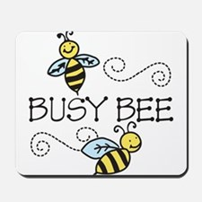 Busy Bees Mousepad