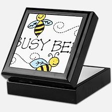 Busy Bees Keepsake Box