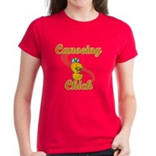 Canoeing Chick #2 Tee