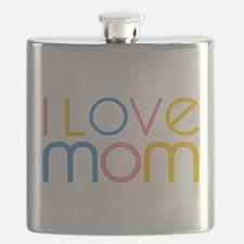 I love Mom Flask