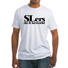 SLers Do It In-World Shirt