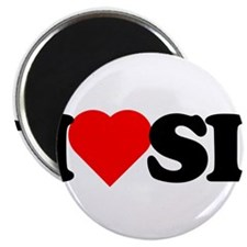 I Love SL Magnet