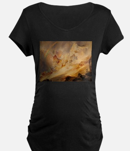 Rainbow over the Canyon T-Shirt