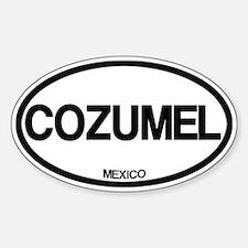 Cozumel Bumper Stickers
