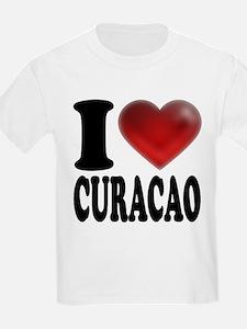 I Heart Curacao T-Shirt