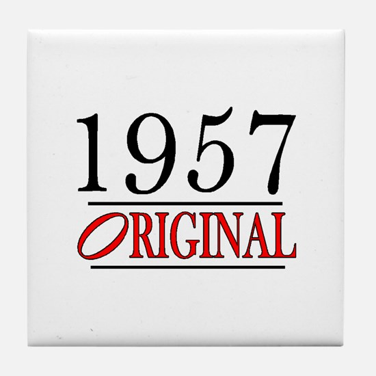 1957 Tile Coaster