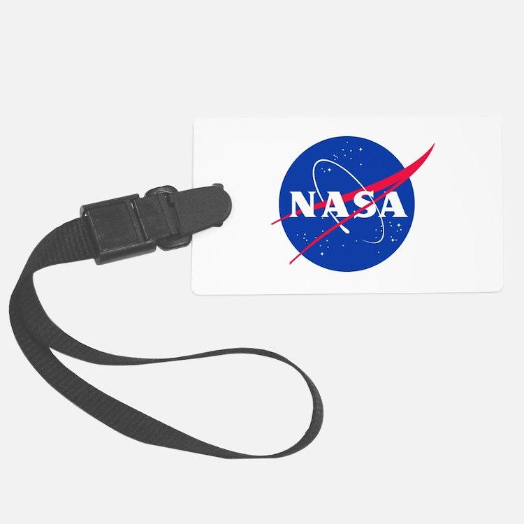 NASA Luggage Tag