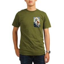 The PinUp Girl. T-Shirt