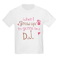 Kids Future D.J. T-Shirt