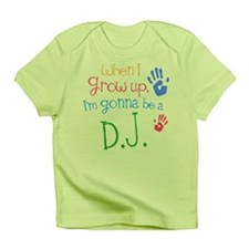 Kids Future D.J. Infant T-Shirt