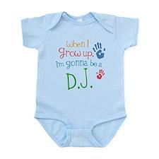 Kids Future D.J. Infant Bodysuit